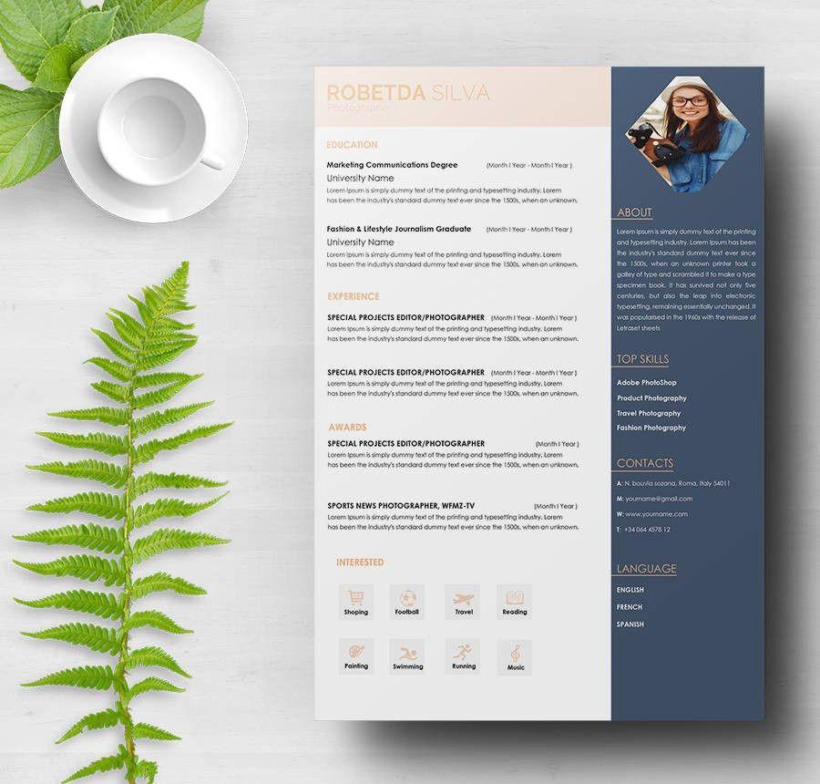 42+ Free Resume Templates - Fresher, Nurse, Teacher, Sales | Free ...