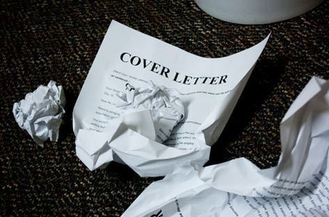 How to write a Conversational Cover Letter
