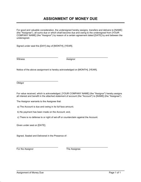 Financing Agreement - Template & Sample Form | Biztree.com