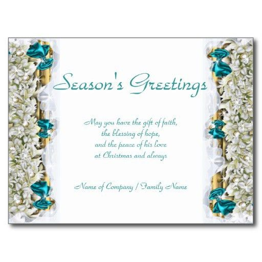 8 Best Images of Corporate Holiday Greetings Sample Wording ...