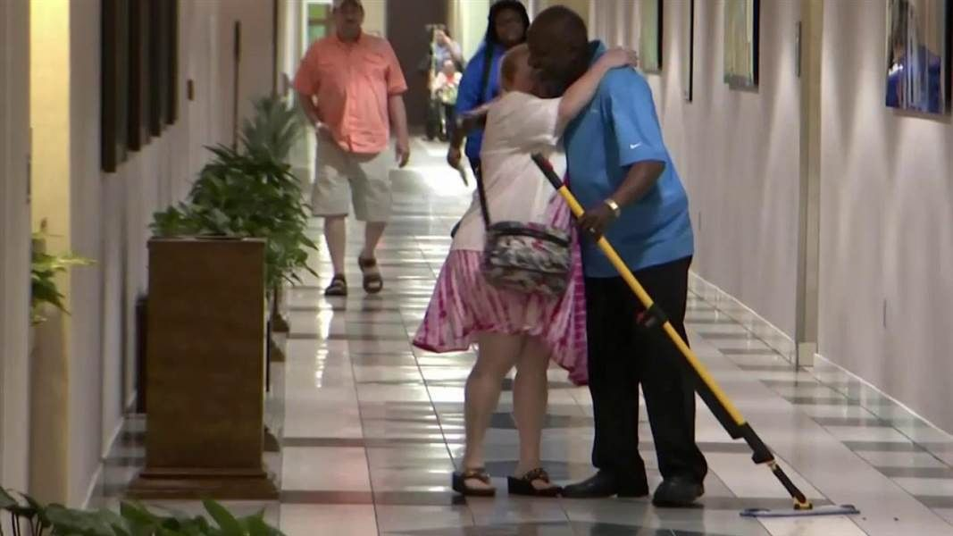 Singing Janitor Makes Hospital Patients Smile - NBC News