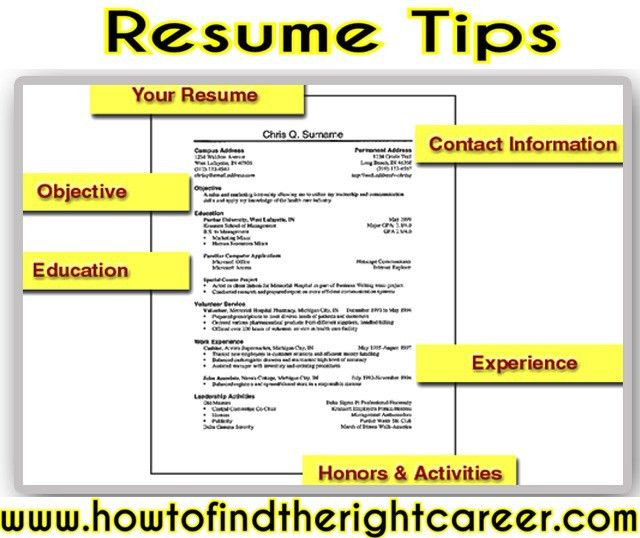 tips on resume all the best resume writing tips in one place the