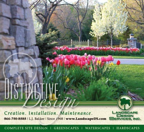 Hettenbach Graphic Design - Landscape Design branding