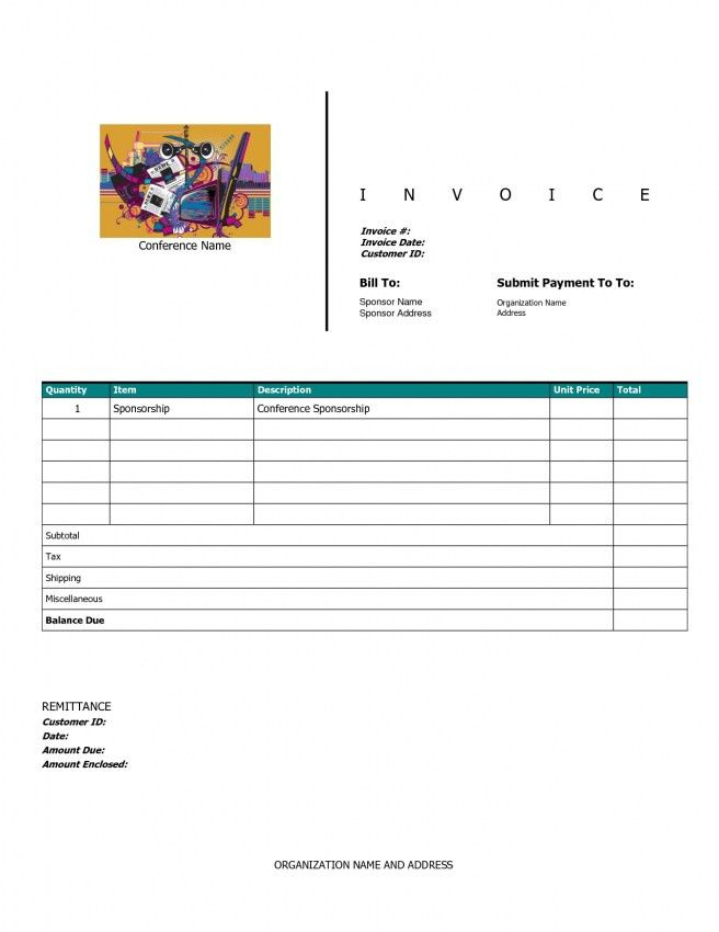 Download Very Simple Invoice | rabitah.net