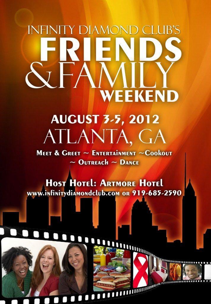 Friends & Family Reunion | Infinity Diamond Club | Reaching People ...