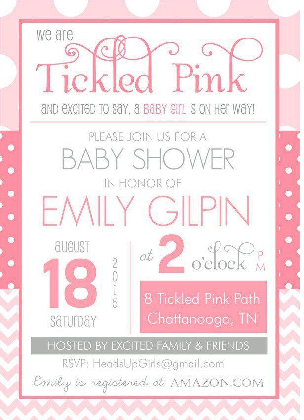 185 best invitaciones baby shower images on Pinterest ...