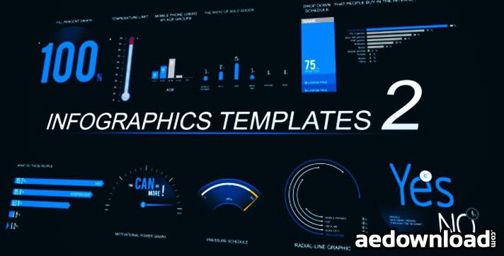 INFOGRAPHICS TEMPLATE 2 - AFTER EFFECTS PROJECT (VIDEOHIVE) - Free ...