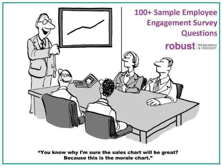 100+ Sample Employee Engagement Survey Questions