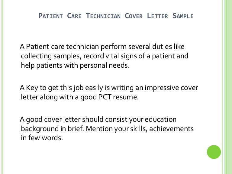 patient care technician resume sample download pct resume