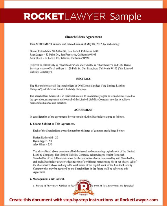 6+ investor agreementReport Template Document | report template