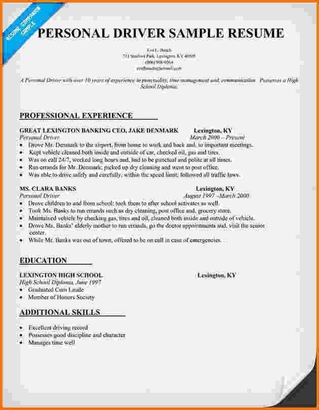 89 mesmerizing good resumes examples of. cv resume personal ...