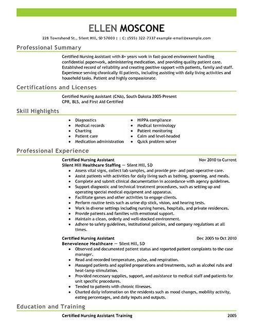 Best Resume Examples For Nurses. rn resume template registered ...