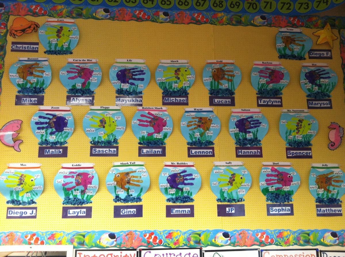 Open house kindergarten and farm bulletin board on pinterest for Preschool open house ideas