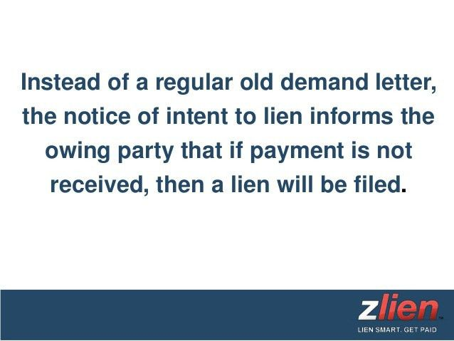 Notice of Intent to Lien: The demand letter that gets you paid in 20 …