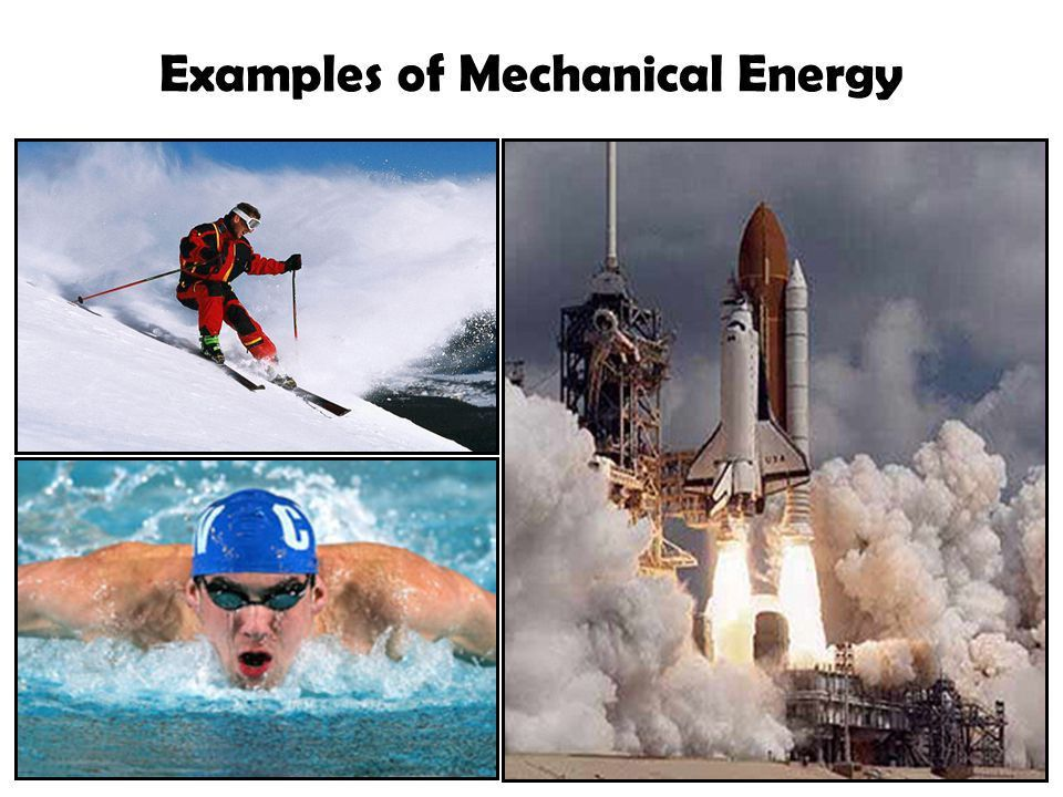 Energy Forms and Transformations Objective: Examine the various ...