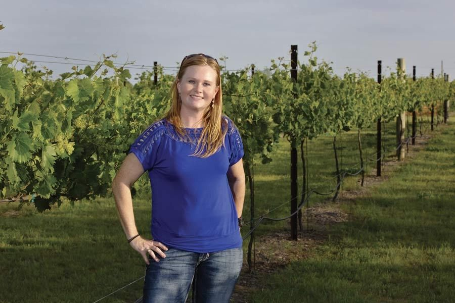Amanda and Colby Hatchett of Denton Valley Farms