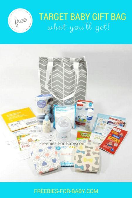 FREE Target Baby Registry Gift Bag - $50 value!