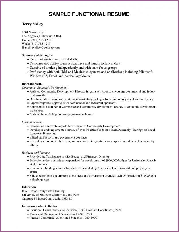 RESUME TEMPLATE PDF | designproposalexample.com
