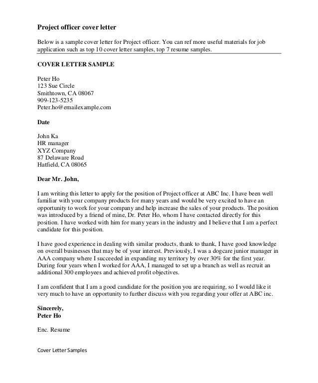 Writing A Killer Cover Letter - Resume CV Cover Letter