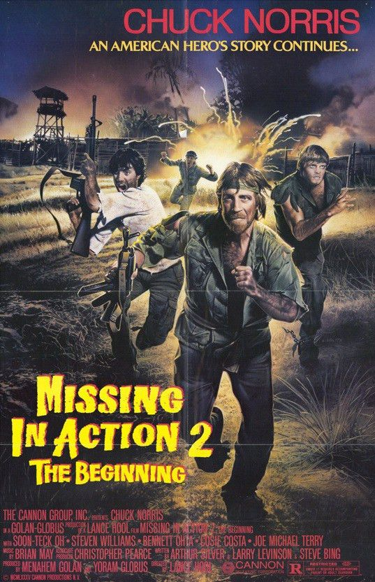 AOBG » Missing In Action 2 killcount