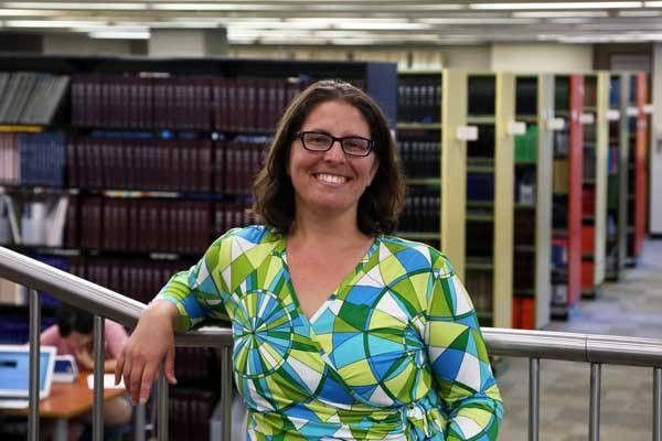 Meet U of T Engineering's new head librarian - U of T Engineering News
