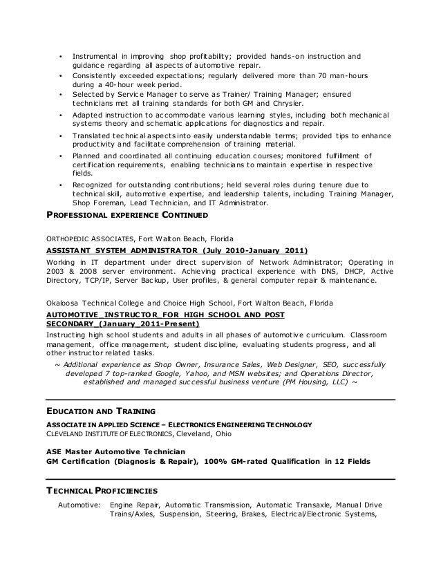 Donald Bates-Resume 2-4-17