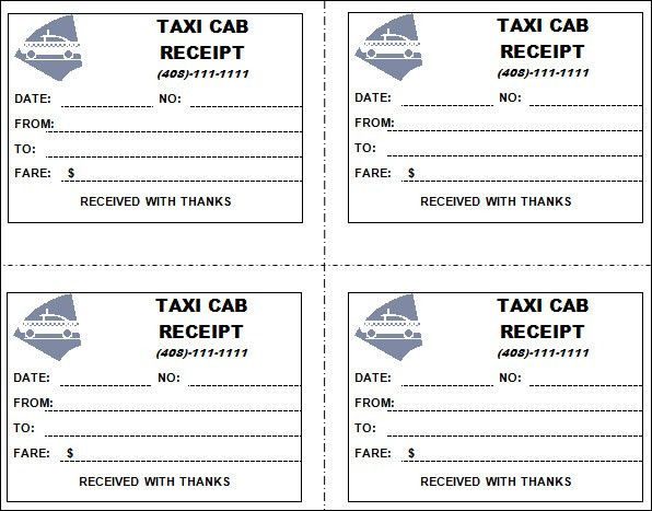 4+ Ola Cabs Bill Formats in Word | ExcelBuz