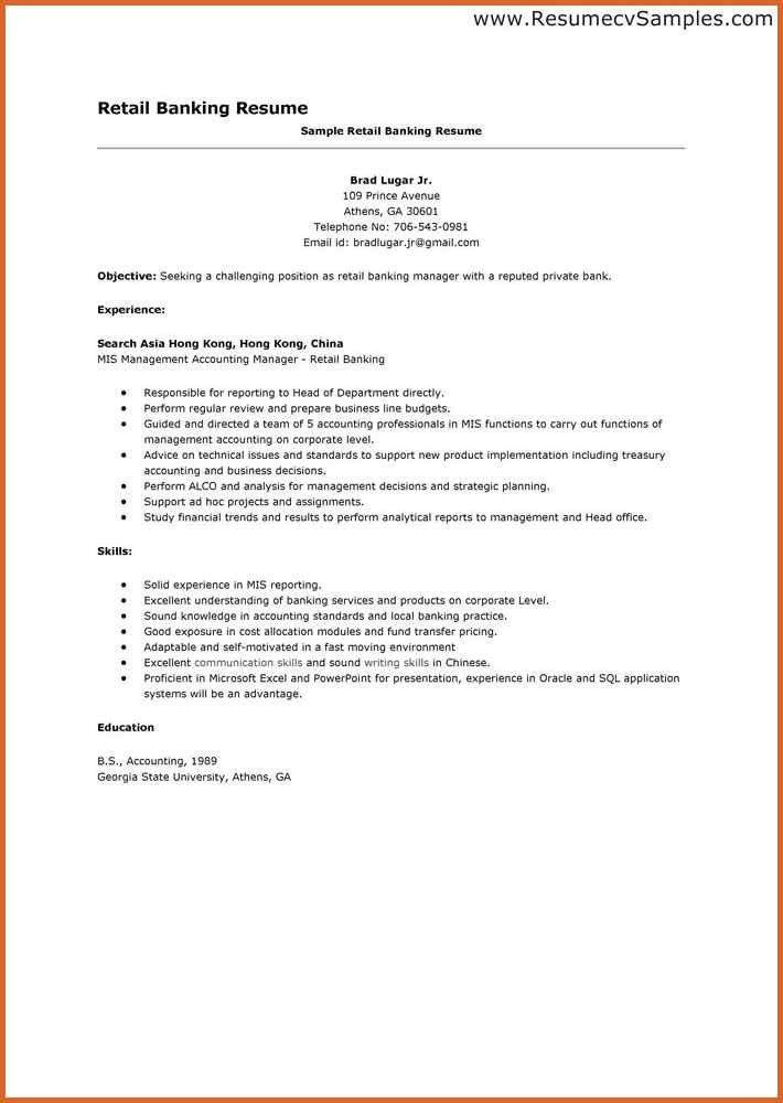 appealing retail resume template 11 sales sample. resume samples ...