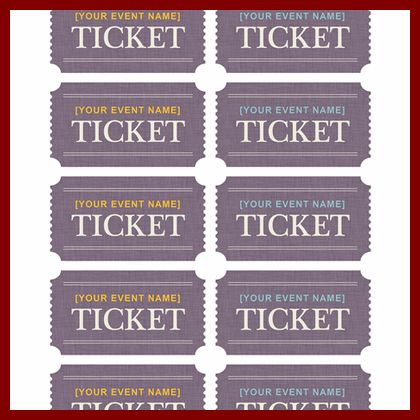 21+ microsoft word ticket template | sendletters.info