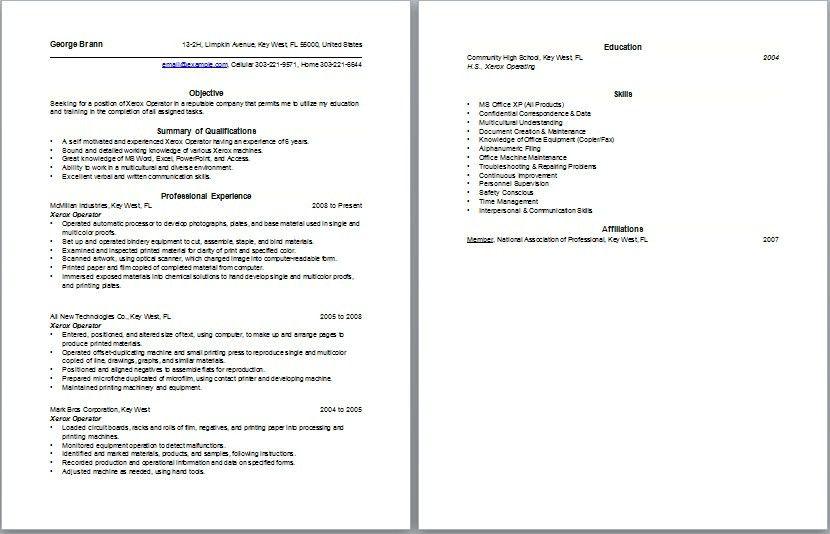 Warehouse Associate Resume Sample Skills Related Intended For ...