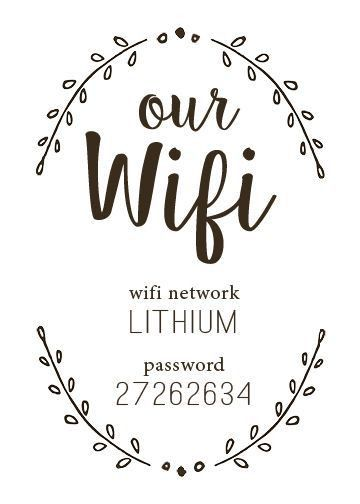 Best 25+ Guest room sign ideas on Pinterest | Wifi password ...