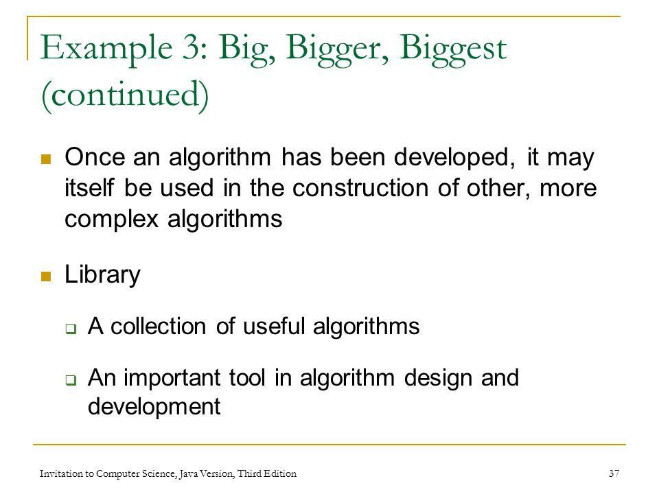 Chapter 2: Algorithm Discovery and Design - ppt download
