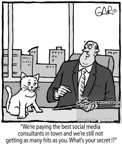 Advertising Consultant Cartoons and Comics - funny pictures from ...