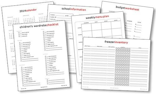Free Printables | Life Your Way