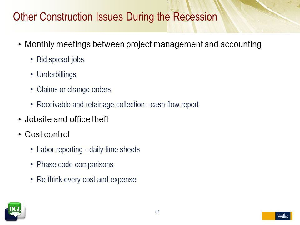 The New Accountability Part 1: Contractor's Accounting and Tax ...