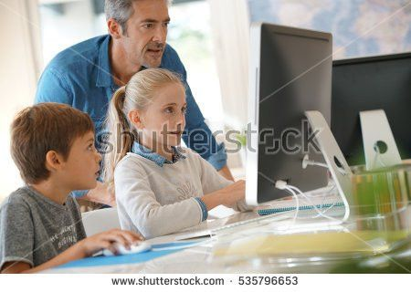 Computer Lab Stock Images, Royalty-Free Images & Vectors ...