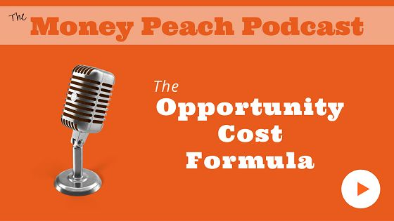 Money Peach Podcast Episode 011: The $307k Difference in 11 Years