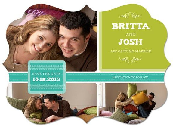 Free Save the Date Template from Focused by WHCC & WHCC
