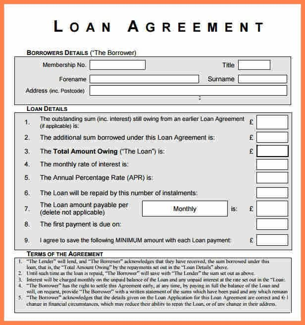 7+ personal loan agreement with collateral | Purchase Agreement Group