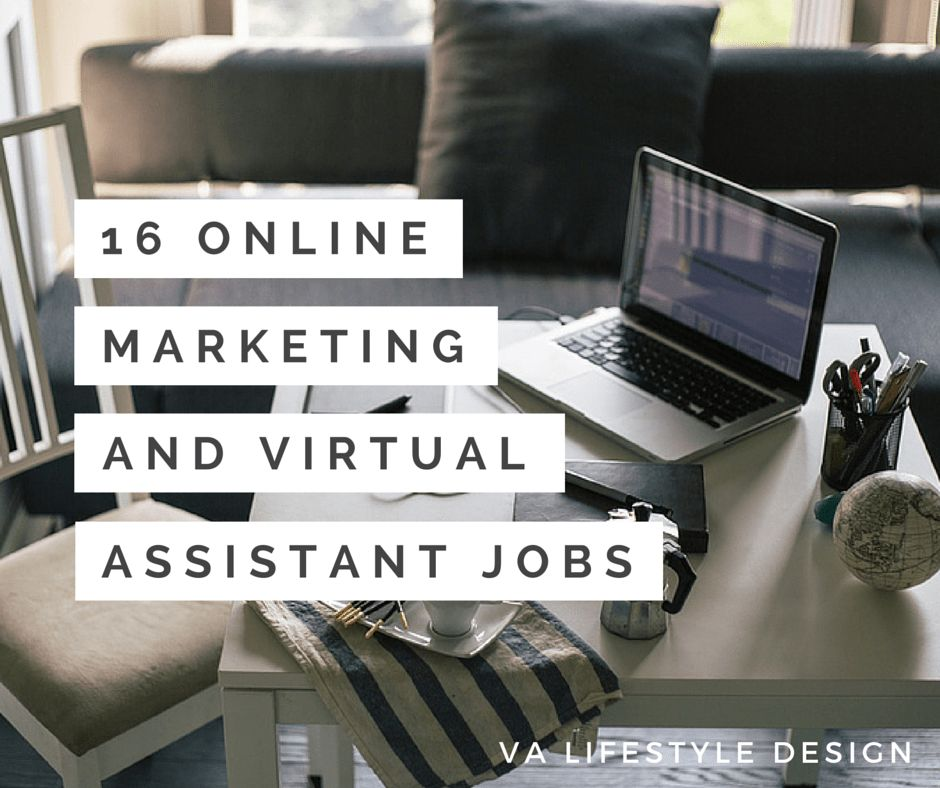 Hiring Now: 16 Online Marketing and Virtual Assistant Jobs to ...