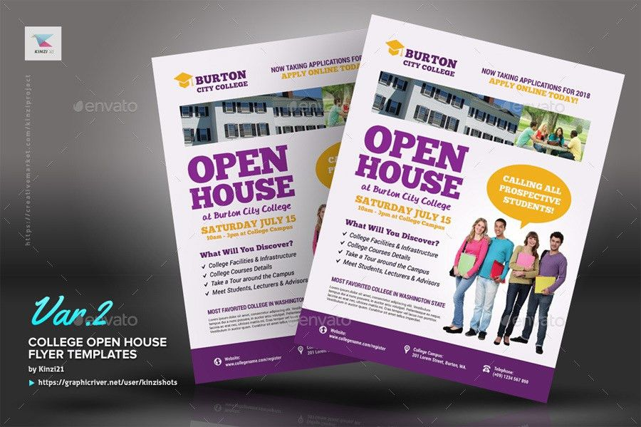 Stunning Open House Flyer Template Contemporary - Best Resume ...