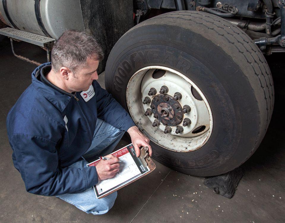 DOT Truck Inspection | Commercial Truck Inspections