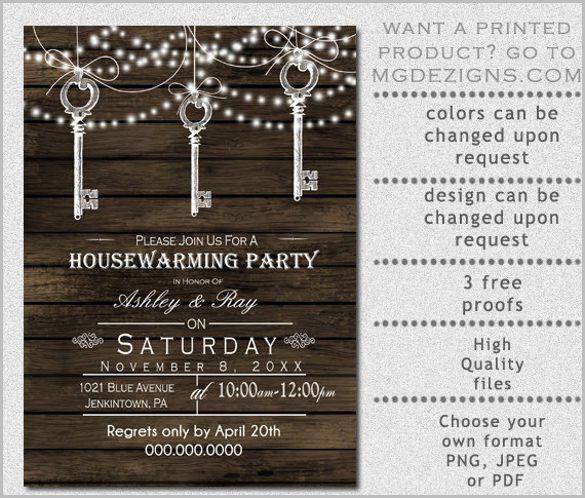 Housewarming Party Invites – gangcraft.net