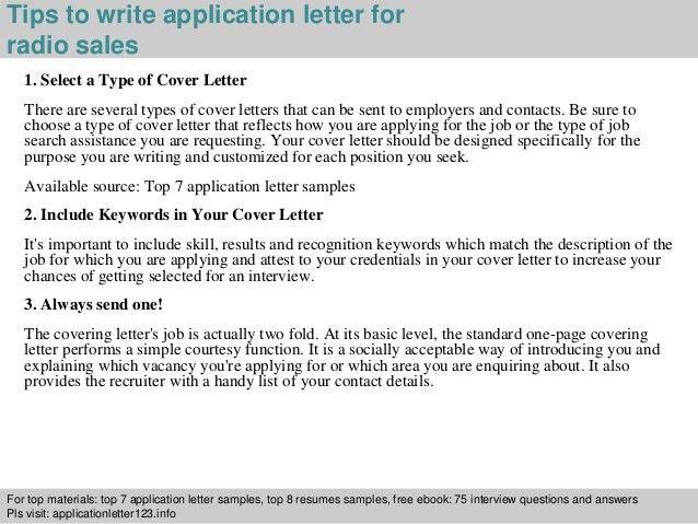 radio sales resume resume cv cover letter