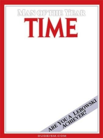 Time Magazine Cover Template | The Best Letter Sample