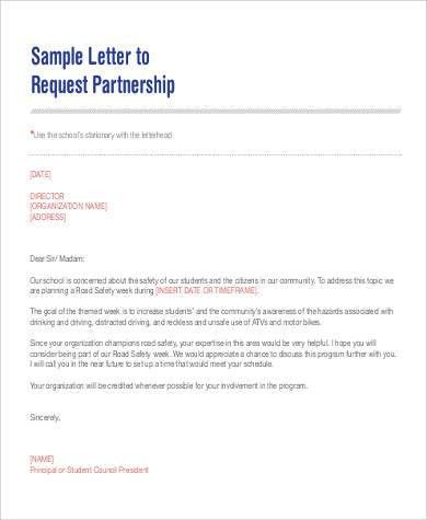 Request Letter Samples