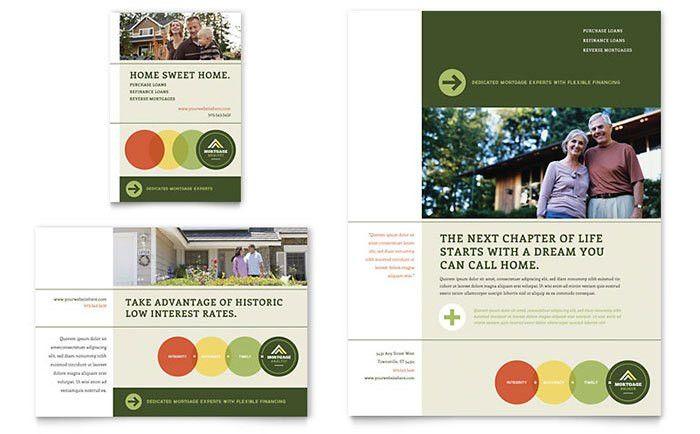 Mortgage Broker Flyer & Ad Template Design