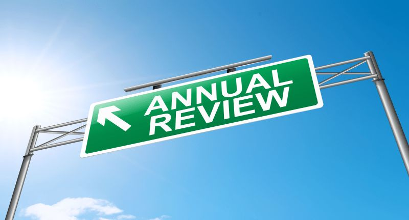 How to conduct a successful annual performance appraisal ...