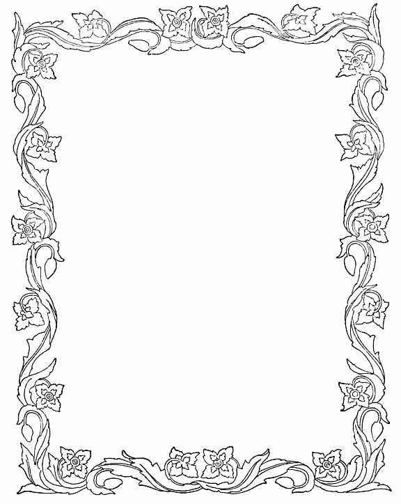 Best 20+ Border templates ideas on Pinterest   Printable frames ...