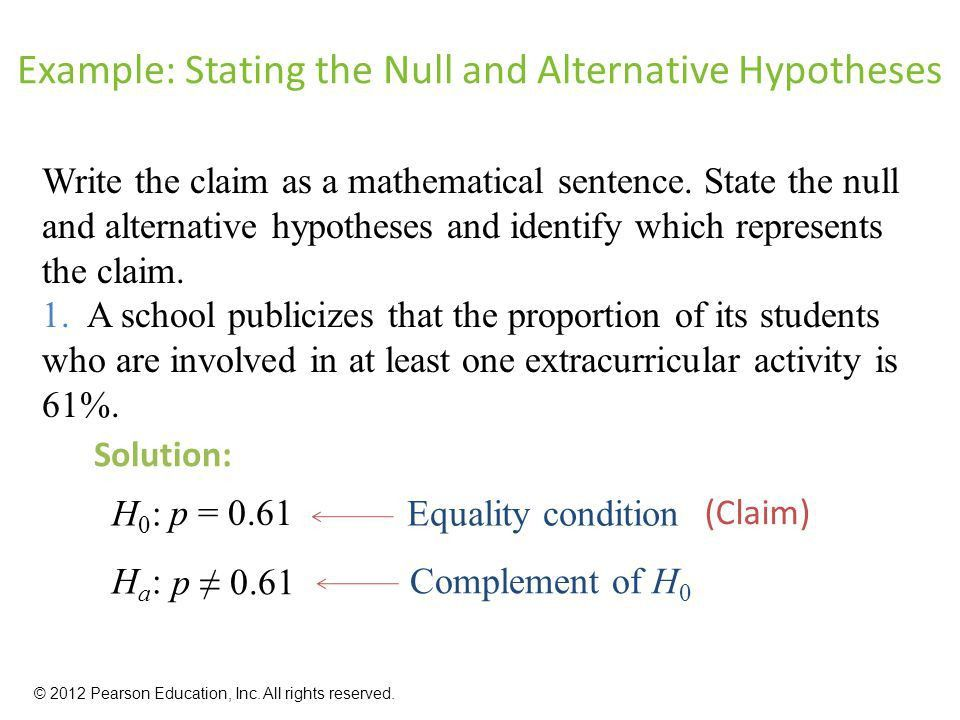 7 Chapter Hypothesis Testing with One Sample - ppt video online ...